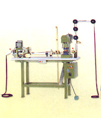 Zipper Making Machines Metal Brass Zippers